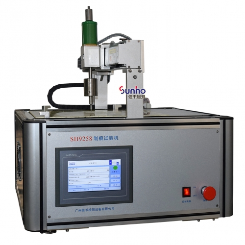 Coating Scratch Resistance Testing Machine SH9258