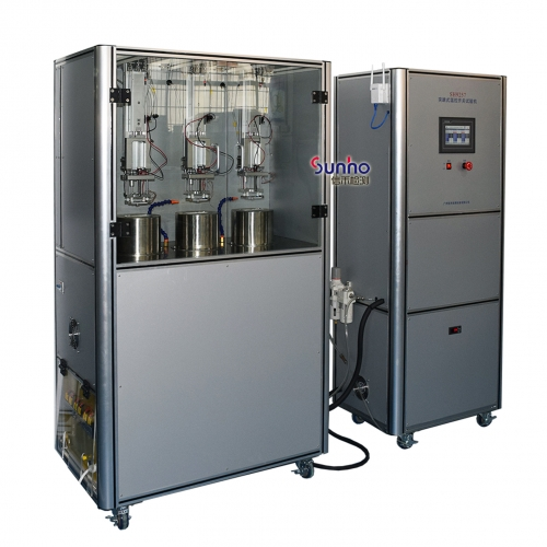 Electronic Sudden Jumptemperature Limit Protector Durability Materials Test SH9257A