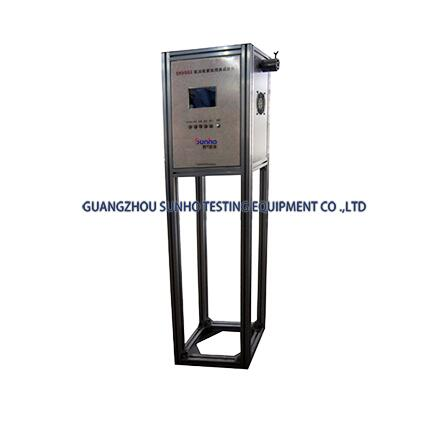 Current load soft pipe endurable distorted tester SH9603