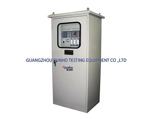 Building material single combustion test device SH5724