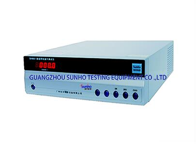 Charged winding rise temperature test instrument SH9501A